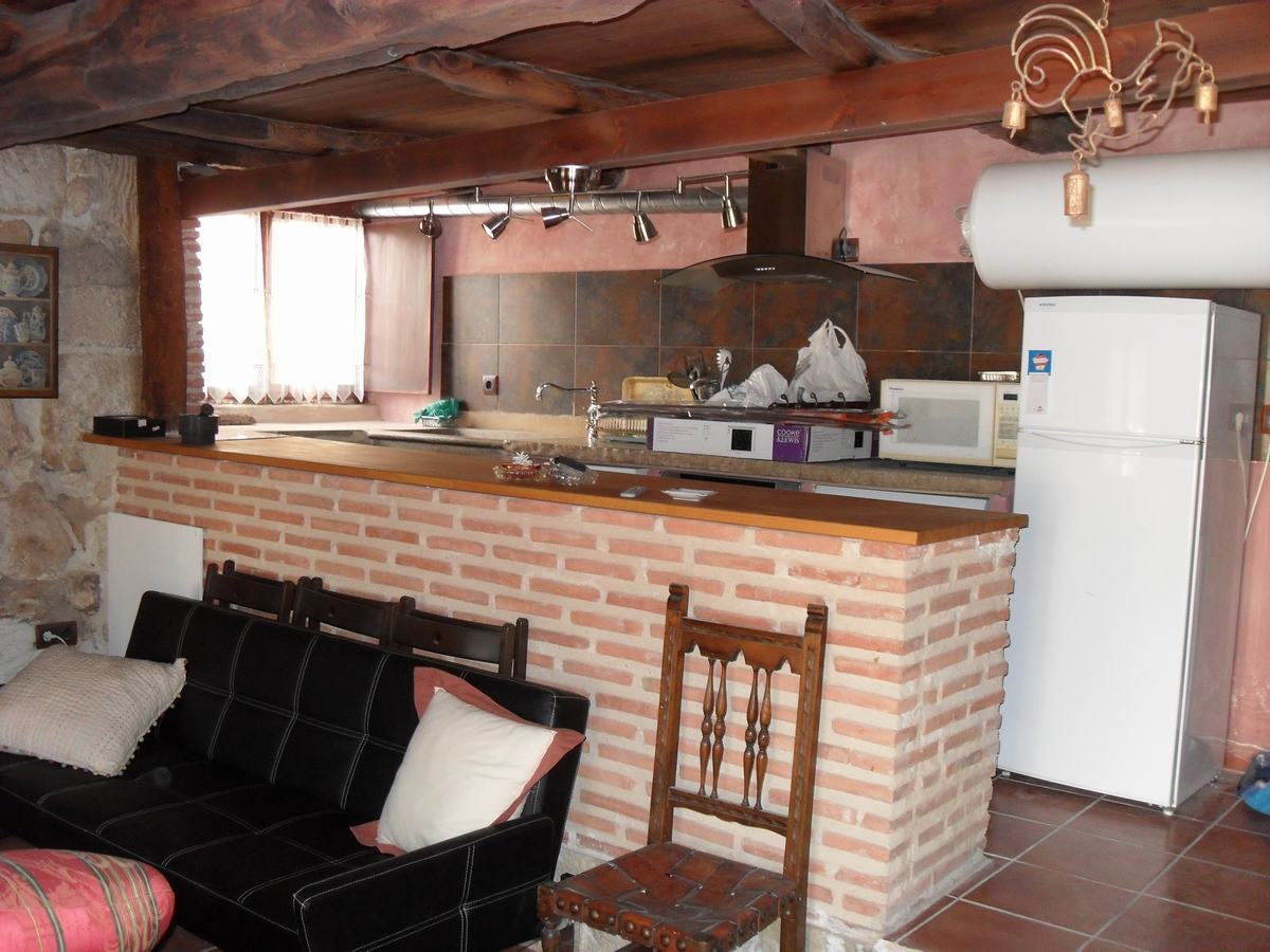 Cocina comedor rustico good foto de comedor de cocina - Cocina comedor rustico ...